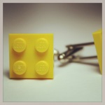 lego yellow tile